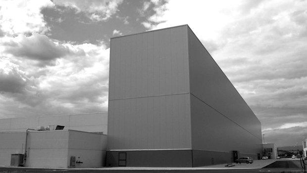Automated warehouse. Empoli plant (Florence - Italy).